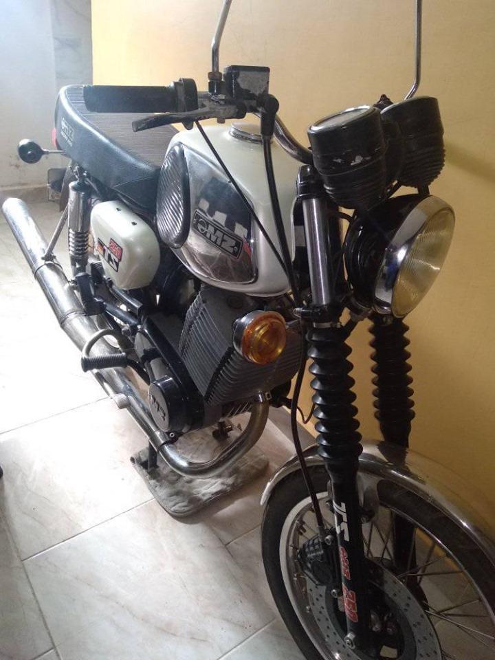 Autos > Motos / Scooters: Vendo mi Mz 150 en La Habana, Cuba | Anuncios Clasificados de Compra