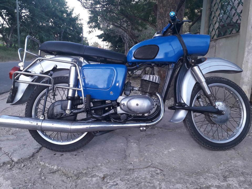 Autos > Motos / Scooters: Vendo moto MZ 150 Modelo Trophy en La Habana, Cuba | Anuncios