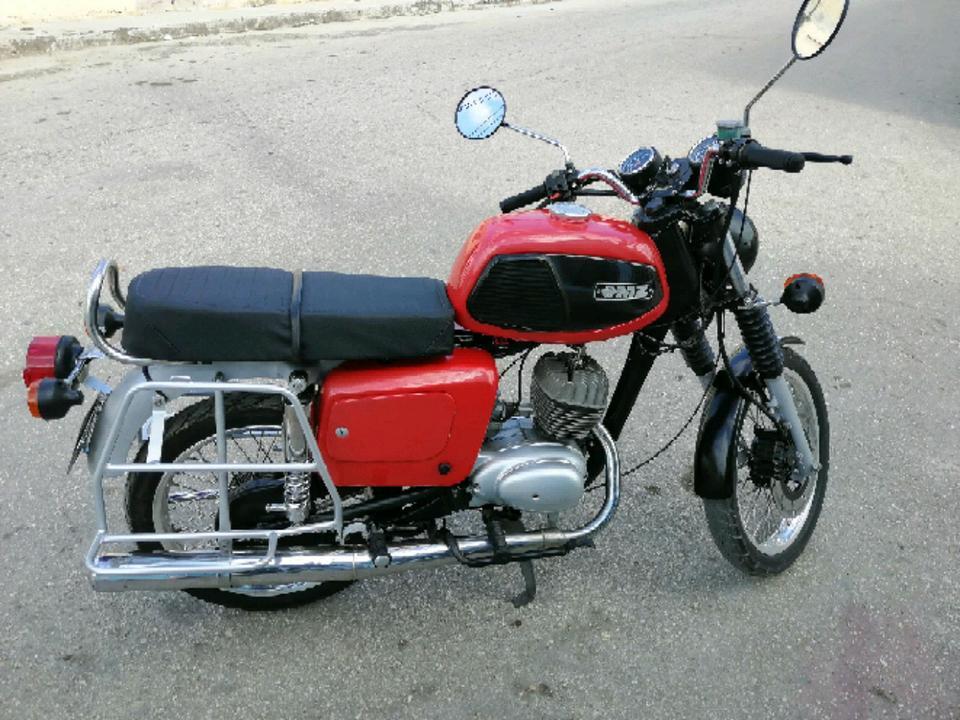 Autos > Motos / Scooters: Vendo Moto MZ 11000.00 en La Habana, Cuba | Anuncios Clasificados de