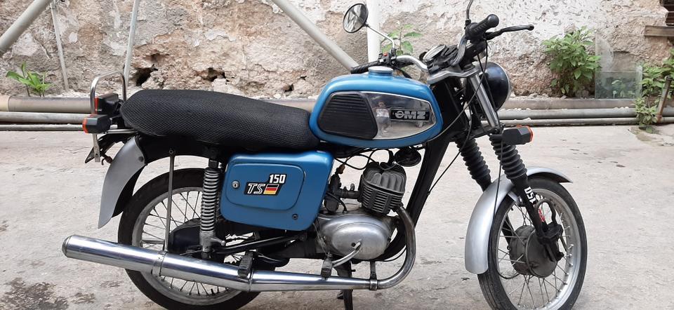 Autos > Motos / Scooters: Vendo moto Mz Ts 150 en La Habana, Cuba | Anuncios Clasificados de