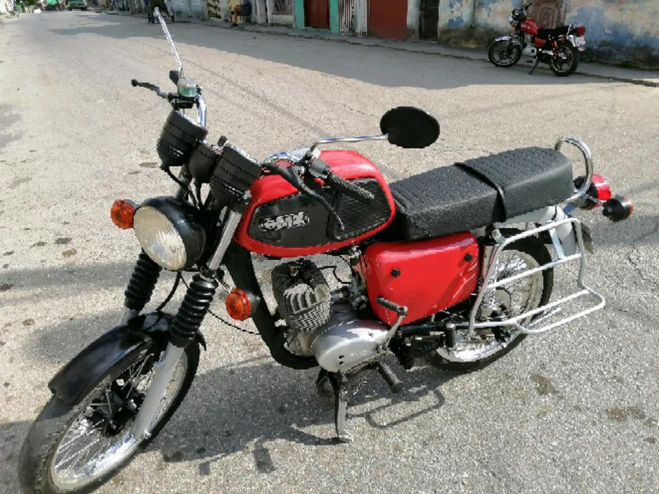 Autos > Motos / Scooters: Vendo Mz Ts 150 en La Habana, Cuba | Anuncios Clasificados de Compra