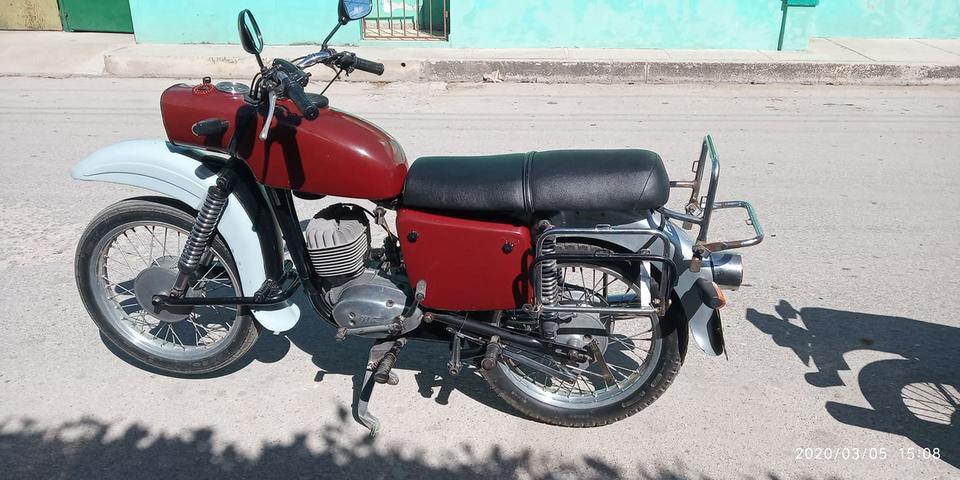 Autos > Motos / Scooters: moto mz 150 trophy en La Habana, Cuba | Anuncios Clasificados de