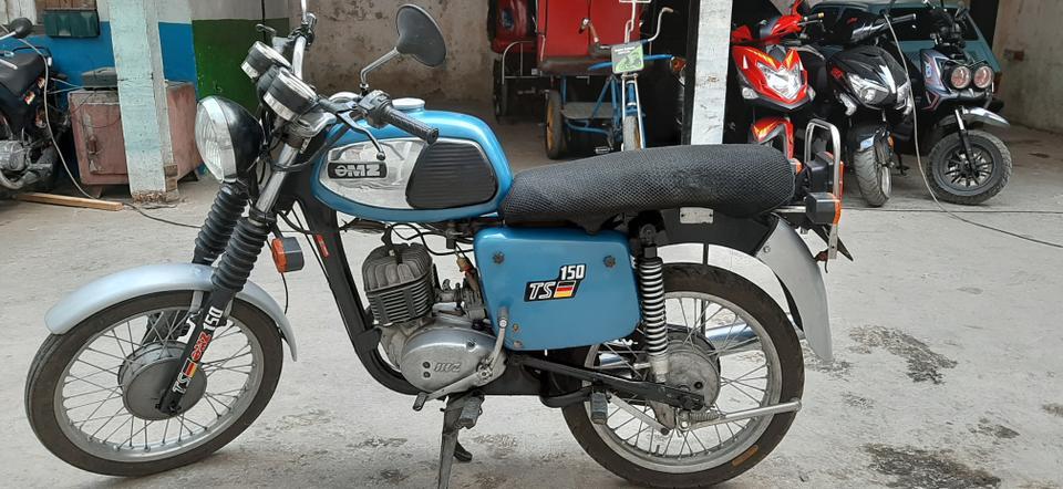 Autos > Motos / Scooters: ETZ 150 EXCELENTES CONDICIONES en La Habana, Cuba | Anuncios