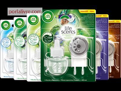 Aseo perfumer a ambientadores electricos para el hogar u oficinas 5 3392358 casas carros y - Ambientadores para el hogar ...