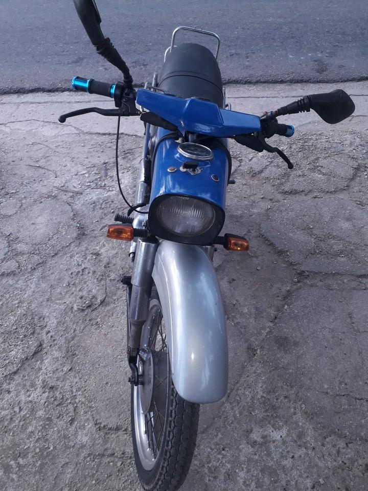 Autos > Motos / Scooters: moto mz 150 trophy en La Habana